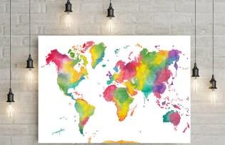 29-creative-world-map-remake